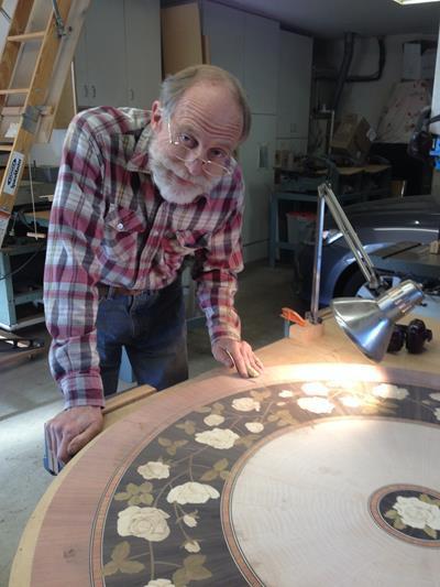 Ken in Workshop